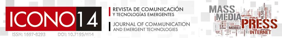 ICONO14 Revista de Comunicación y Tecnologías Emergentes