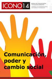 Imagen de portada del número Comunicación, poder y cambio social